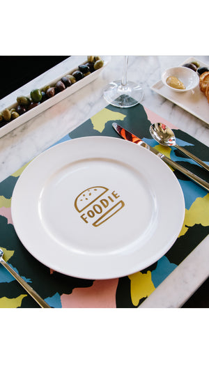 Easy Tiger Foodie Dinner Plate