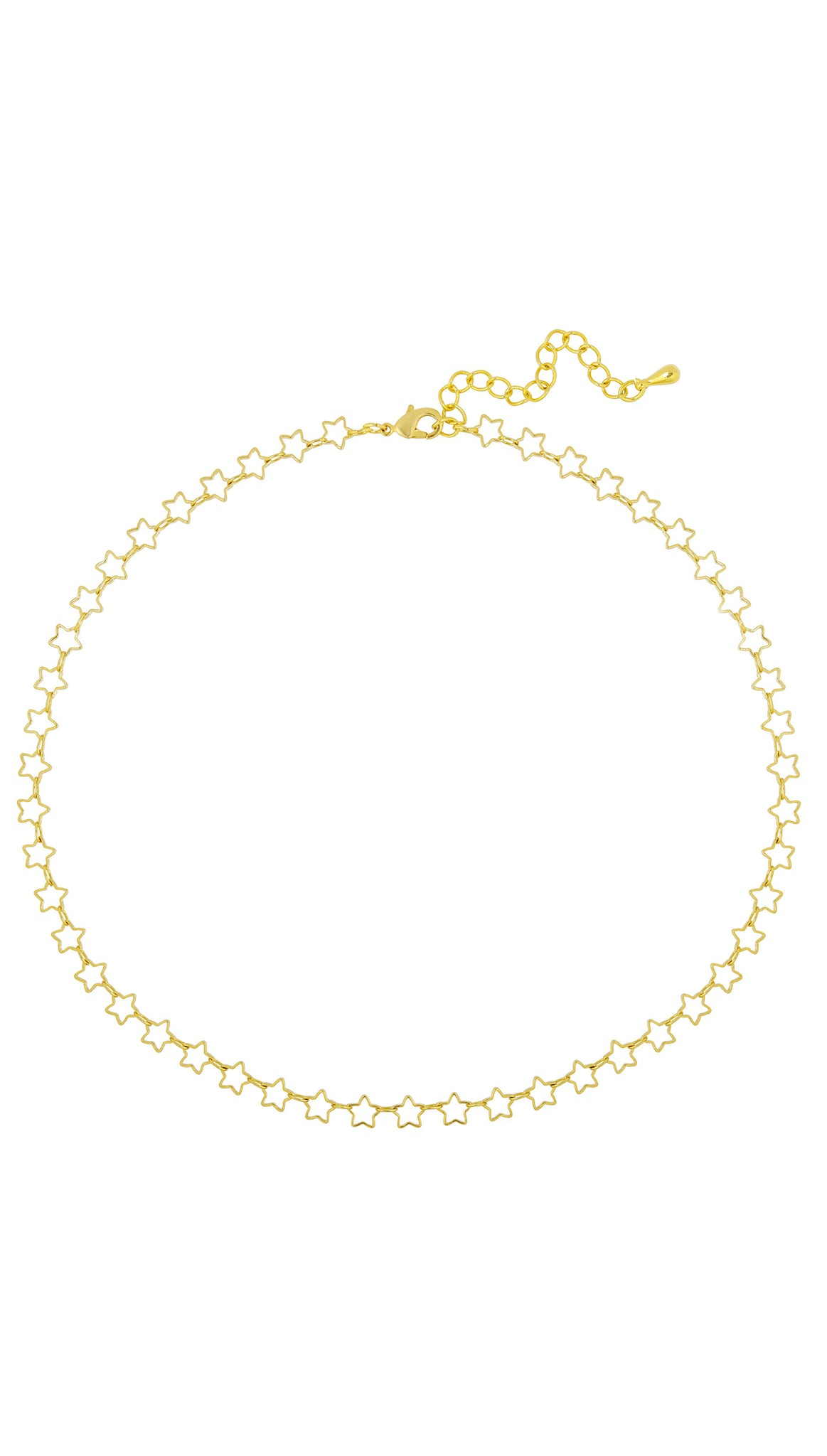 Five and Two Deja Star Choker Necklace