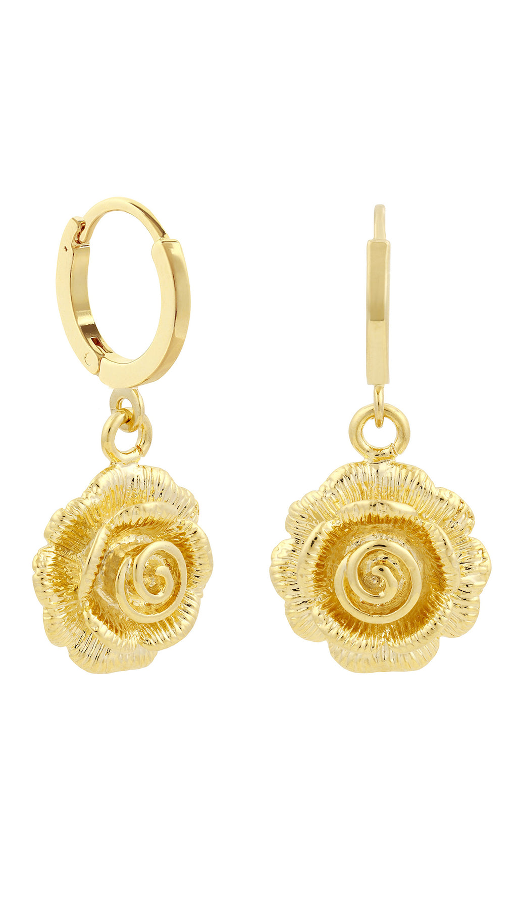 Five and Two Jamie earrings cameo nouveau