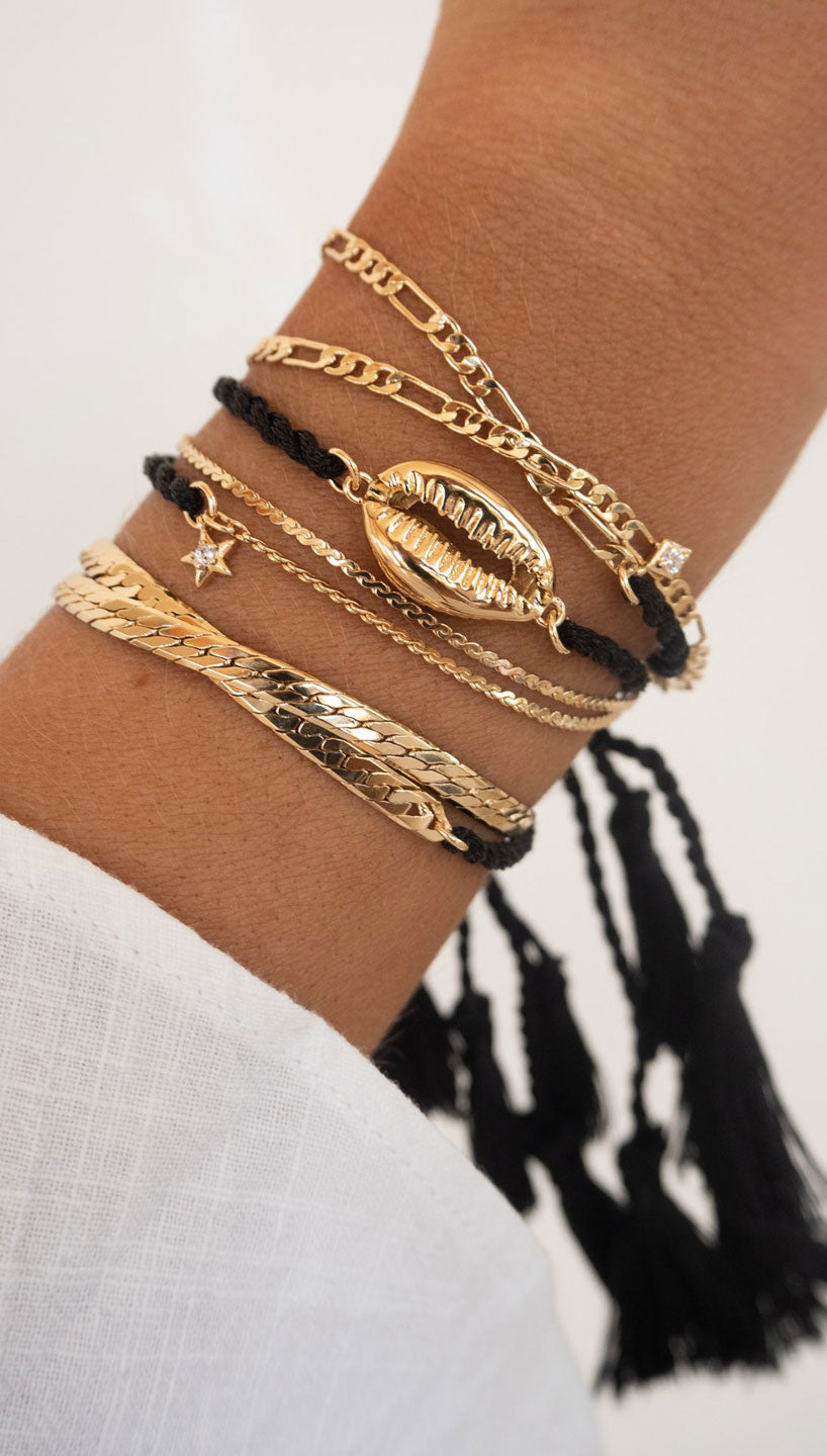 Bondi Rope Bracelet | five and two jewelry