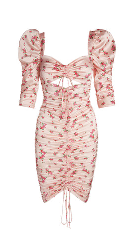 For Love and Lemons TAGGART MINI DRESS