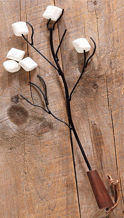 Mud Pie Marshmallow Roasting Stick