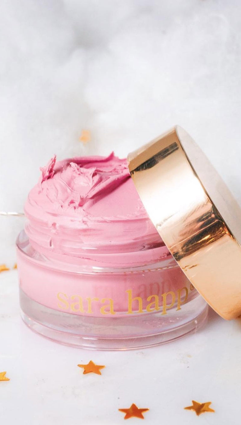 Sweet Clay Lip Mask | Sara Happ