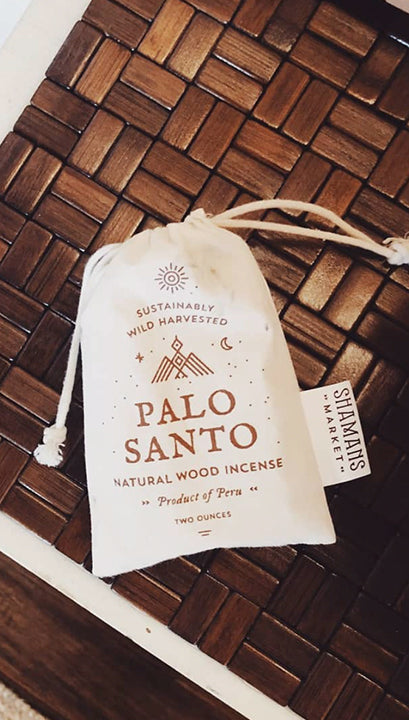 Palo Santo Incense Sticks - Ecuador