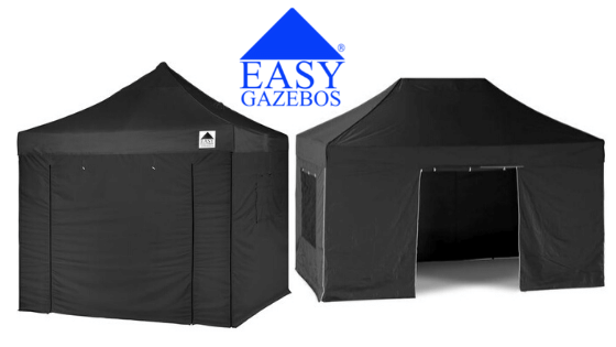 Reasons to choose a pop up gazebo with sides