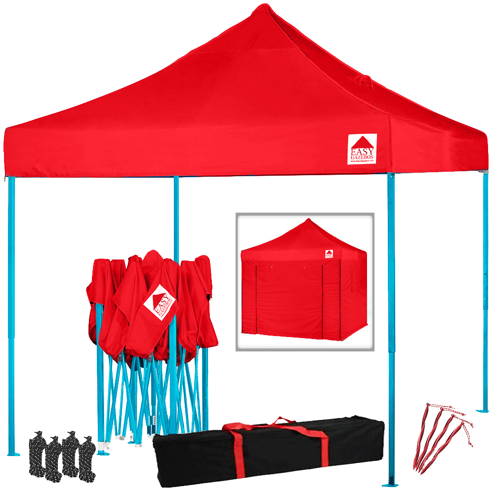 Waterproof Pop-Up Gazebo - New UK Colour Edition