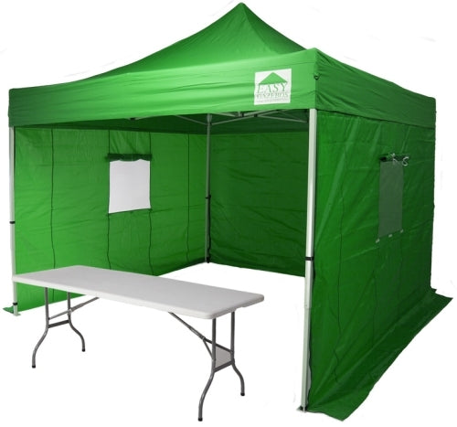 Pop-Up Gazebo & Table Package (Green)