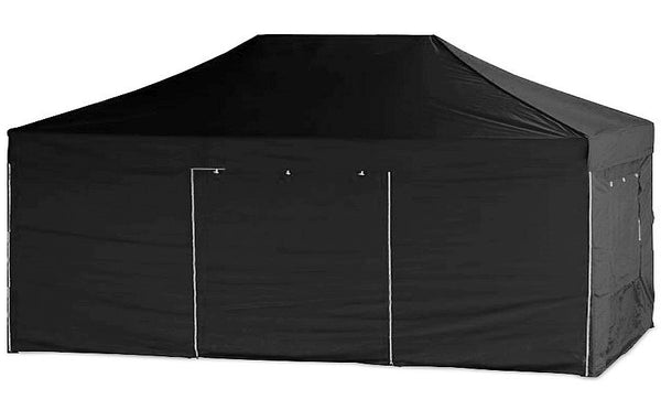3x6m Heavy Duty Hex 40 Gazebo