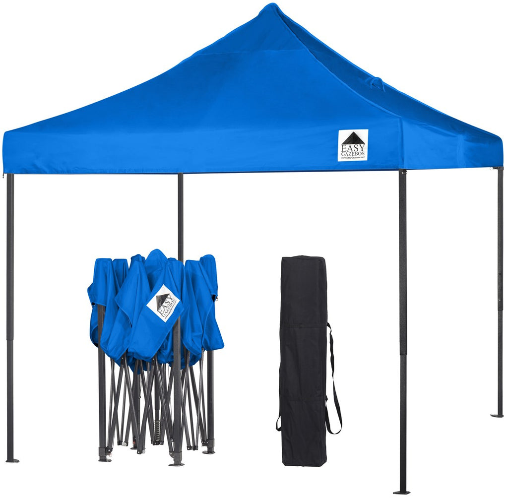 Light Blue Pop Up Gazebo 3x3m
