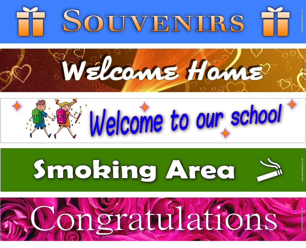 Congratulations  / Welcome Home / Smoking Area / Souvenirs | Welcome to our school