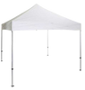 3x3m-White-Nevis HEX40 Pro - Heavy-Duty Gazebo with Sides [3x3/3x4.5/3x6m]-EasyGazebos® Original
