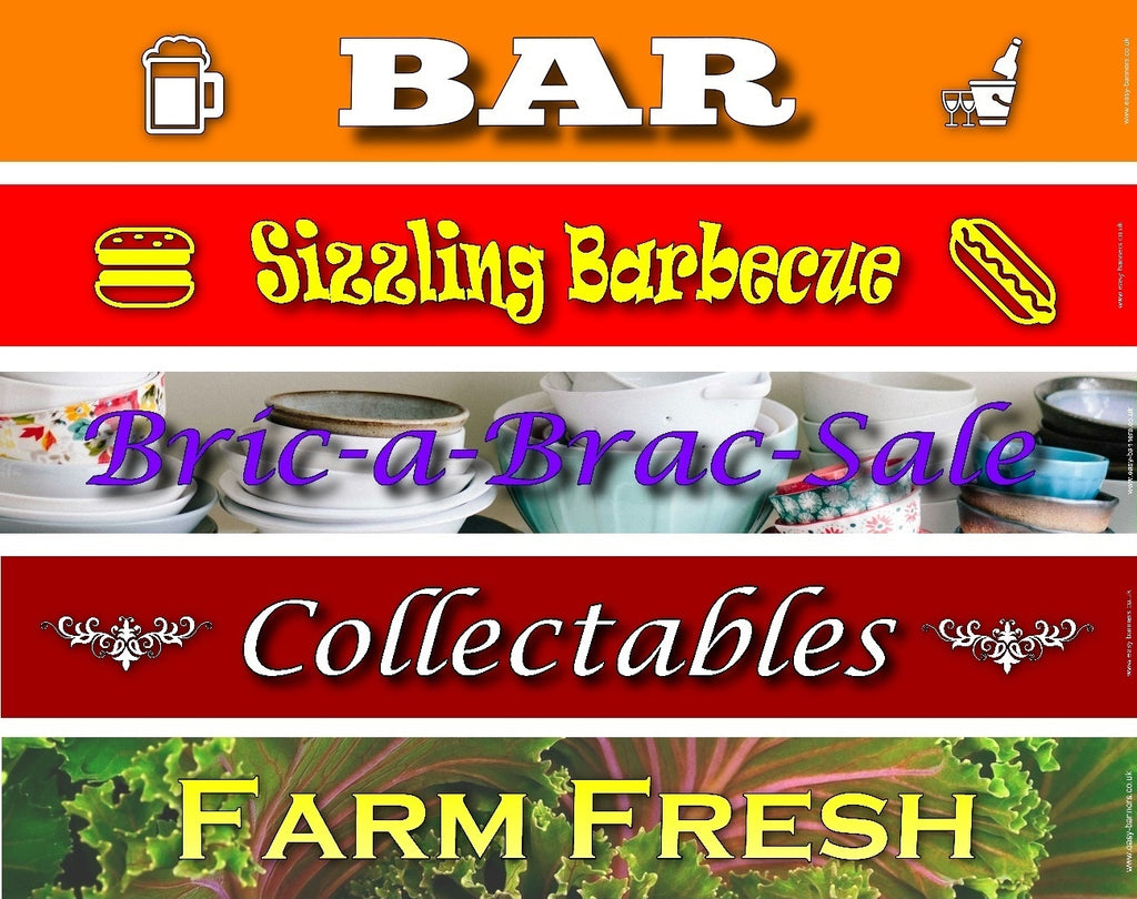 Bar /  Sizzling Barbeque / Bric-a-brac-sale
