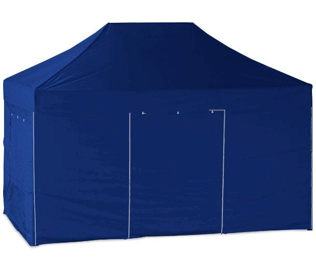 EasyGazebos® Timanfaya HD Pro [3x4.5m] Folding Gazebo with Sides and Door