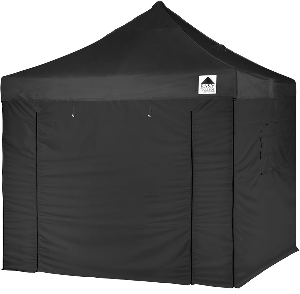 -Gazebo-Carnival T7 Pro [Heavy-Duty Pop-Up Gazebo with Sides] (3x3m/3x4.5m)-