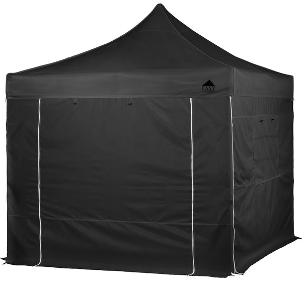 EasyGazebos® Timanfaya HD Pro Pop-Up Gazebo with Sides [3x3m]