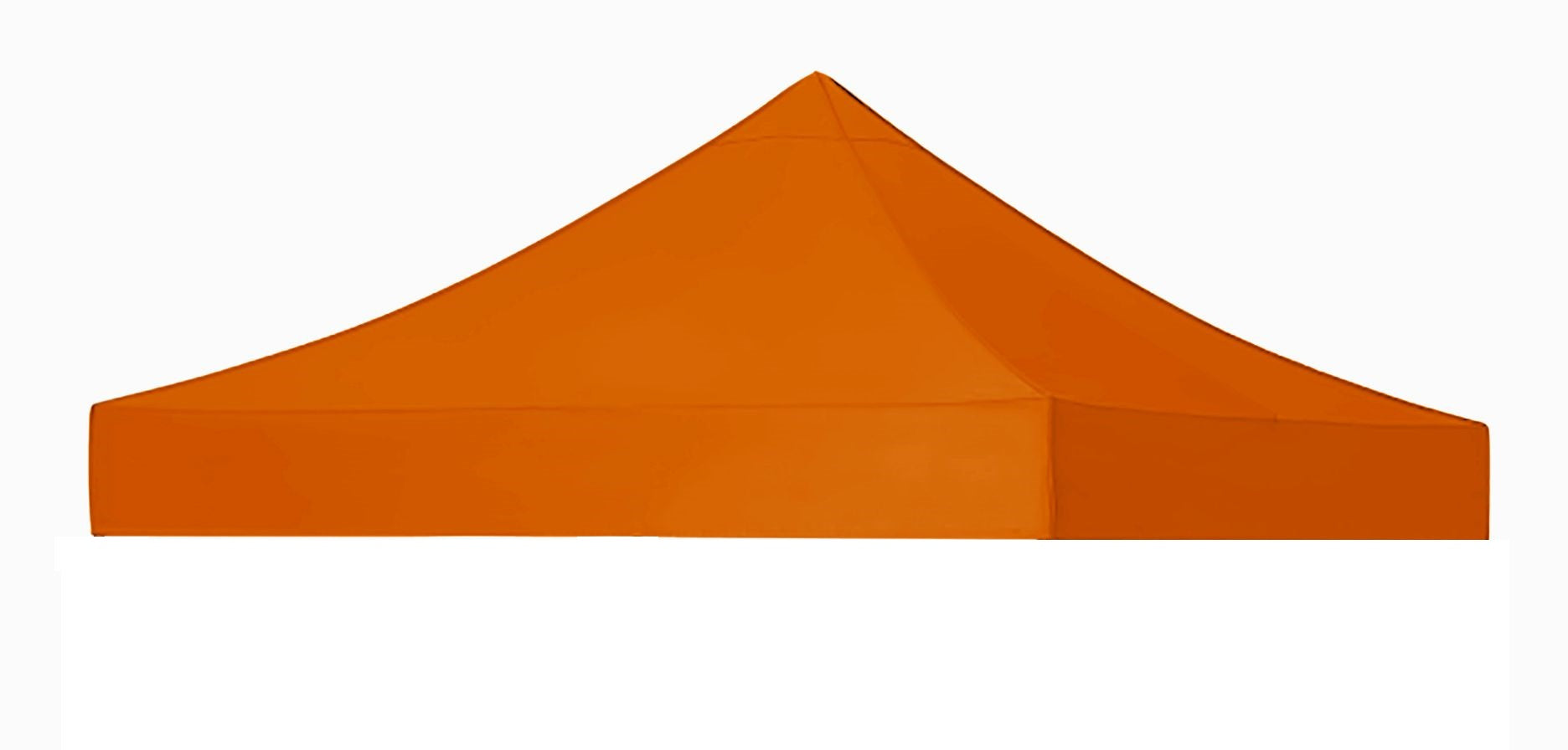 Orange Gazebo Canopy (Roof)