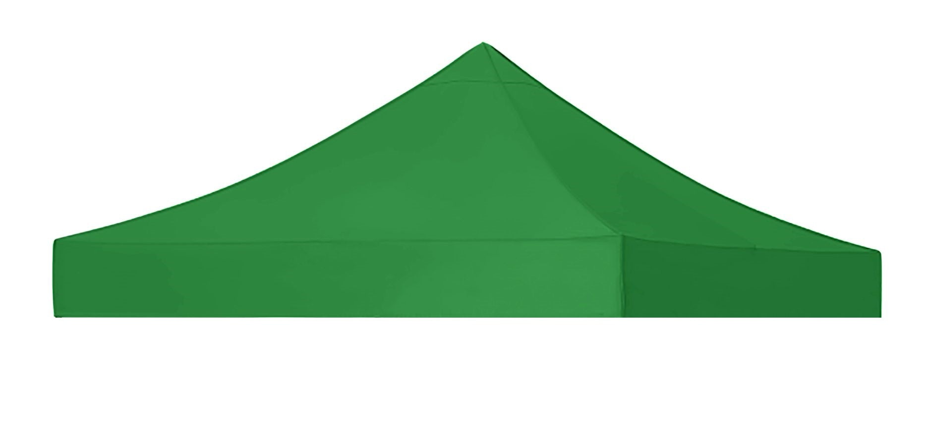 EasyGazebos® Carnival T7 Replacement Canopy and Sides Set [3x3m]