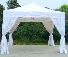 3x3m Pop Up Easy Gazebo Wedding Tent