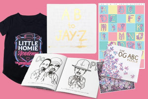 A B to Jay-Z Collectors Bundle