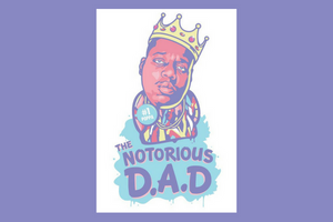 The Notorious D.A.D Card