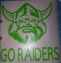 Go Raiders