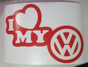 I Love My VW