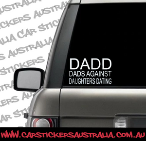 DADD- Dads Against Daughters Dating