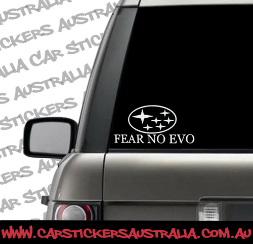Fear No Evo