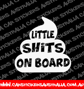 Little Shits On Board (S1)