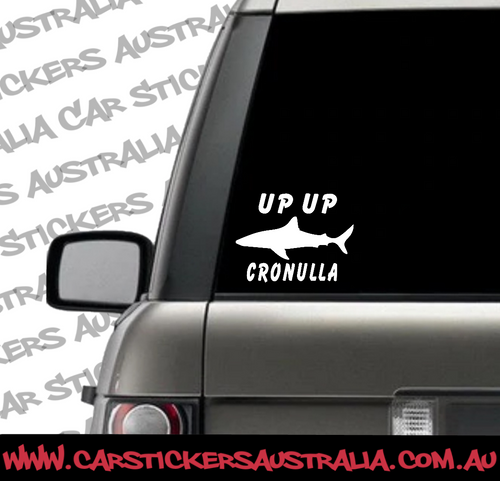 Up Up Cronulla