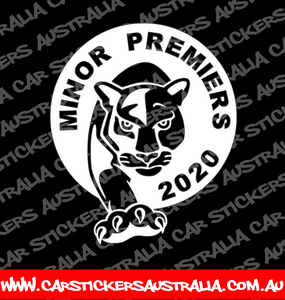 Minor Premiers 2020 - Penrith Panthers