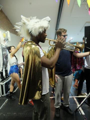 rudimental cape morning gloryville MADWAG