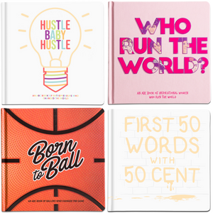 Customizable 4 Book Pack