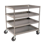 SSGT324-4 HEAVY DUTY TROLLEY 914 x 610 x 1050 MM - American Catering Equipment (UK) Ltd