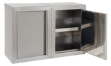 SSWC112-L WALL CUPBOARD 457 x 305 x 610 MM - American Catering Equipment (UK) Ltd