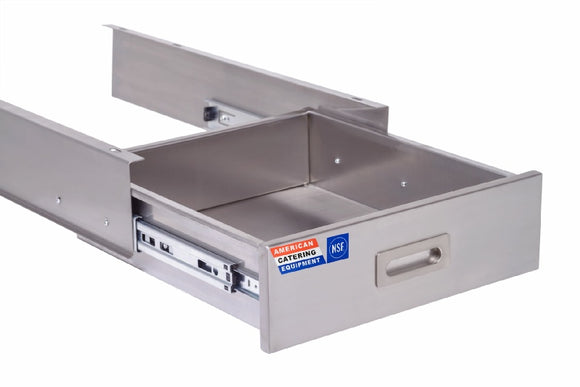 SSDR24 TO FIT 610 MM DEEP TABLES - American Catering Equipment (UK) Ltd