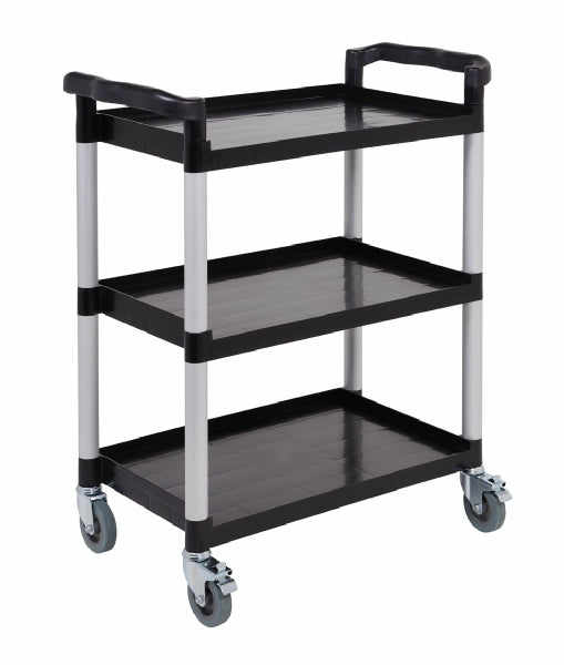 "T1632 825 x 413 x 960 mm (32"" x 16"" x 38"") Compact polypropylene trolley"