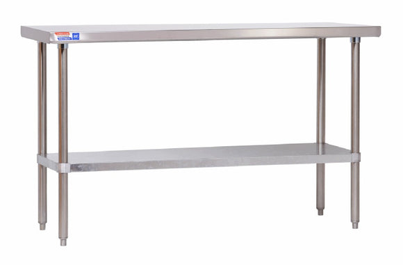 SSCT630 CENTRE TABLE 1829 X 762 MM - American Catering Equipment (UK) Ltd