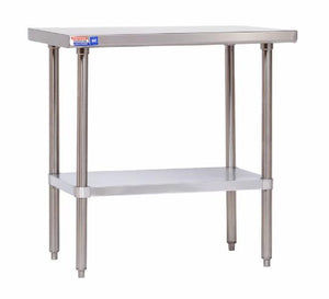 201FT3 MEDIUM DUTY TABLE 914 X 610 MM - American Catering Equipment (UK) Ltd