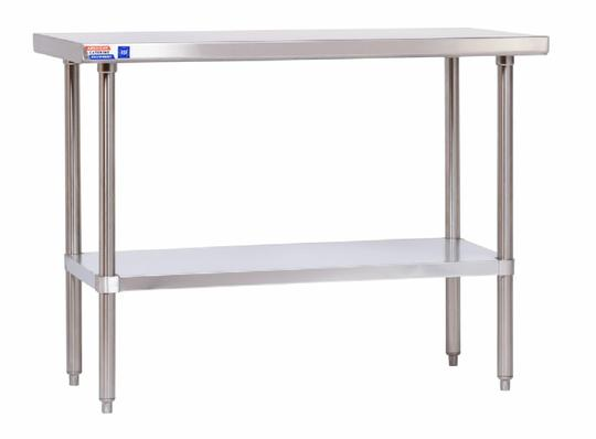 201FT5 MEDIUM DUTY TABLE 1524 X 610 MM - American Catering Equipment (UK) Ltd
