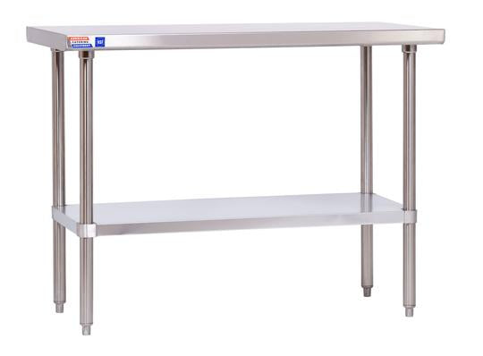201FT4 MEDIUM DUTY TABLE 1219 X 610 MM - American Catering Equipment (UK) Ltd