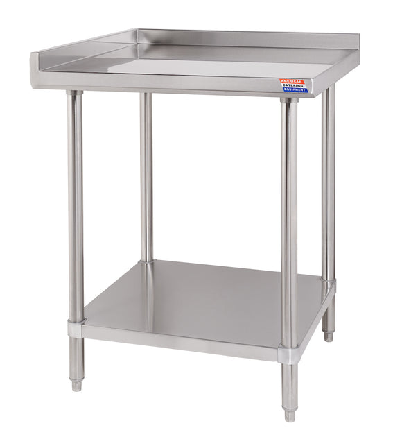 SSCN24 CORNER TABLE 610 X 610 MM - American Catering Equipment (UK) Ltd