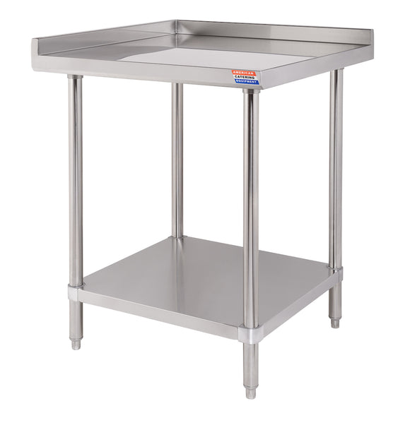 SSCN30 CORNER TABLE 762 X 762 MM - American Catering Equipment (UK) Ltd