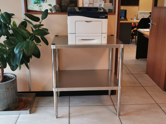 Light duty equipment stand table LES800
