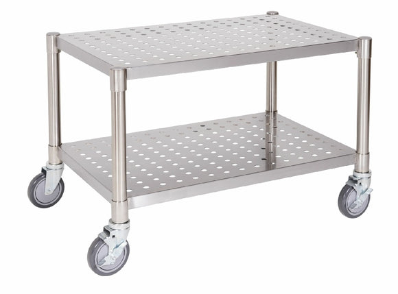 SSRD424-2-C DUNNAGE RACK 1219 x 610 MM - American Catering Equipment (UK) Ltd