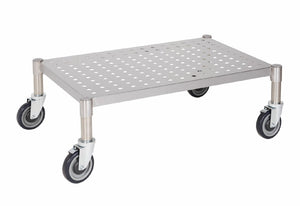 SSRD424-1-C DUNNAGE RACK 1219 x 610 MM - American Catering Equipment (UK) Ltd