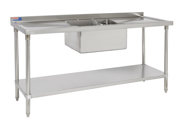 "SSCB624-2 SINK  305 MM (12"") EXTRA DEEP BOWL - American Catering Equipment (UK) Ltd"