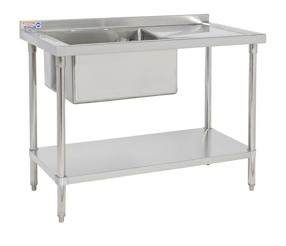 "SSLB424-1 SINK 255 MM (10"") DEEP BOWL - American Catering Equipment (UK) Ltd"