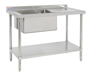 "SSLB424-2 SINK 305 MM (12"") DEEP BOWL - American Catering Equipment (UK) Ltd"
