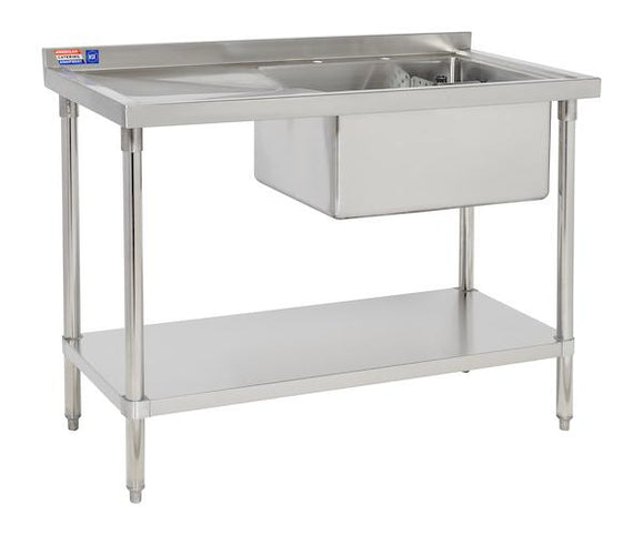 "SSRB424-1 SINK 255 MM (10"") DEEP BOWL - American Catering Equipment (UK) Ltd"
